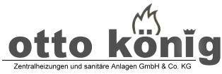 Otto König Zentralheizungen und sanitäre Anlagen